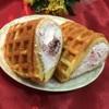 モンリブラン - 料理写真:いちごの果肉入り。いちごクリーム。