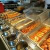 フィッシャーマンズ マーケット - 料理写真:ホット料理