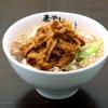煮干しらーめん青樹 - 料理写真:立川ラーメン魂イベント限定「スタミナ豚肉そば」