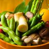 とり徹 - 料理写真:様々な季節の野菜をご用意しています