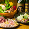 とり徹 - 料理写真:地鶏専門店ならではのラインナップ!