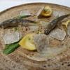 リストランテ・ホンダ - 料理写真:鮎のアニョロッティ サマートリュフとともに