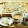 蕎麦切 砥喜和 - 料理写真:自家製のゴマダレでまろやかな味わいを。