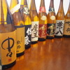 日本料理 ちくま庵 - ドリンク写真:焼酎