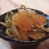 ジンギスカン 楽太郎 - 料理写真:松前漬け