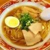 まんしゅう - 料理写真:中華そば(らーめん)