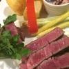 アンフォラ - 料理写真:A5和牛ステーキ