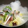 とろさば料理専門店 SABAR - 料理写真:SABAR GEMS大門店限定【鯖手箱】~とろさば刺身カルテット盛合せ~