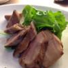 立呑みビストロ やまもと - 料理写真:子羊のタンのソテー独特の風味がクセに成ります。
