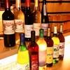 立呑みビストロ やまもと - ドリンク写真:国内産にこだわったワインが390円