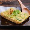 葱蔵 - 料理写真:お出汁で食べる葱玉子焼き 480円