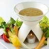 天草 天空の船 - 料理写真:熊本有機野菜のバーニャカウダ
