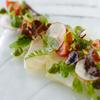 天草 天空の船 - 料理写真:天草地魚のカルパッチョ