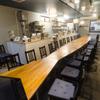 とろさば料理専門店 SABAR - 内観写真:団体様ご利用もお任せあれ♪サバ型テーブルで楽しいサバ会を♪