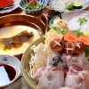 錦 - 料理写真:てっちりコース