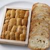 ビストロ シロ - 料理写真:生ウニのガーリックトースト 。乾杯のシャンパンと相性◎