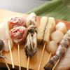 大阪串かつ てん家わん屋 - 料理写真:厳選素材