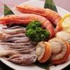 ヒジリ - 料理写真:海鮮三種盛り合わせ