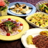 ホテルオークラ レストラン ニホンバシ - 料理写真:少人数でのお集まりにピッタリの大皿プラン(イメージ写真)