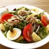 ビフトロ バイ ラ コクシネル - 料理写真:ニース風サラダ