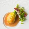 AKI NAGAO - 料理写真:花ズッキーニのファルシ