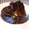 ビストロ・ダルブル - 料理写真:秋冬限定メニューの牛ホホ肉の赤ワイン煮込みです。