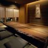 よし邑 - 内観写真:2500年前の神代欅を備え、凛とした個室