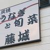 炭焼 うなぎと旬菜 藤城 - メイン写真: