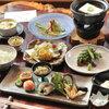 松籟庵 - 料理写真:松風(しょうふう)のお料理