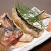 サザンウインドウ - 料理写真:沖縄の魚 グルクンの唐揚げです