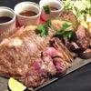 ステーキ アイ - 料理写真:ニクの日限定のEYE盛りプレート