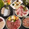 炭火焼肉 食道園 - 料理写真:創コース