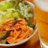 鳥八 - 料理写真:名物!鶏キムチ