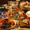 魚料理専門 魚魚一 - 料理写真:すべてのコース料理に豪華な刺身の盛り合わせがついてます。