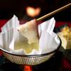 神楽坂 和らく - 料理写真:寒ブリしゃぶしゃぶをご堪能