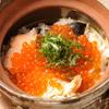わさび 恵比寿集合!九州男とうまかもん。 - 料理写真:冬の味覚たっぷりの炊きたて土鍋ごはん! 鮭いくらや牡蠣、鰤、かになど旬のごはんをご用意!