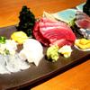 わさび 恵比寿集合!九州男とうまかもん。 - 料理写真:その日の仕入れでお造り盛りも。玄海や全国の美味しい魚をお用意します!