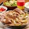 古民家食堂 - 料理写真:柔らか本ソーキの炙りソーキカレー