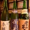 しちりん家 - ドリンク写真:オススメ地酒