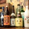 しちりん家 - ドリンク写真:焼酎各種