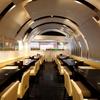 北○ - 内観写真:最大40名様までご利用可能な個室にもなる禁煙テーブル席。