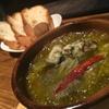 エース オブ スペード - 料理写真:ぷりぷりの牡蠣をアヒージョにしました♪