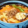 焼肉 飛鳥 - 料理写真:和牛を使ったカルビクッパはひと味ちがいます