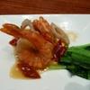 新世界菜館 - 料理写真:大海老の塩漬け唐辛子炒め