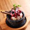 焼肉キングコング - 料理写真:コールドストーンアイスミックスベリー 590円 ベリーの味わいが口い っぱいに広がる!!ベリーの甘みが爽やかにアイスクリームと組み合わされます!たまらない味わい!