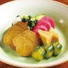 炙屋十兵衛 - 料理写真:特選 東北の漬物盛り合わせ