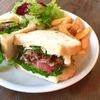 テイストアンドセンス - 料理写真:ローストポークとルッコラのサンドイッチ