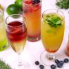 KICHIRI - ドリンク写真:にごり緑茶・烏龍茶・ジャスミン茶など各種取り揃えております