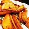 ガルーダ - 料理写真:スパイシーポテト