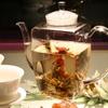 杯杯天山閣 - ドリンク写真:中国工芸茶。鑑賞しながら楽しみリラックスができます。